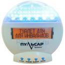 Приемник настольный с ж/к индикатором (звуковая, световая и текстовая индикация) Пульсар-3