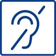 Для глухих и слабослышащих