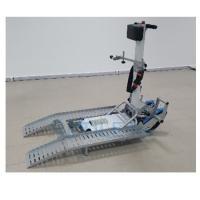 Подъемник лестничный гусеничный для инвалидов БК С 100 со съемной платформой