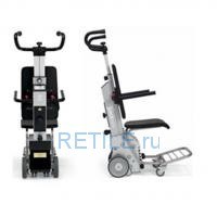 Подъемник лестничный колёсный мобильный YACK № 910 со стульчиком