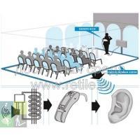 Стационарная индукционная интерьерная система для слабослышащих