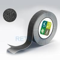 Противоскользящая чёрная лента 25 мм