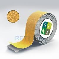 Противоскользящая жёлтая лента 50 мм