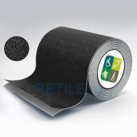 Противоскользящая чёрная лента 100 мм