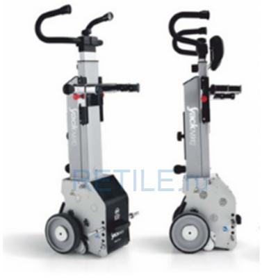 Подъемник лестничный колёсный мобильный YACK № 910 для кресла-коляски