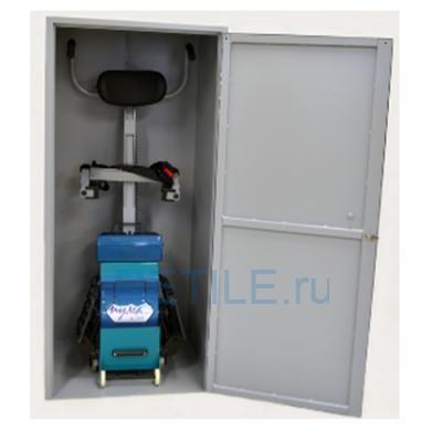 Шкаф сейфового типа для для хранения подъемников
