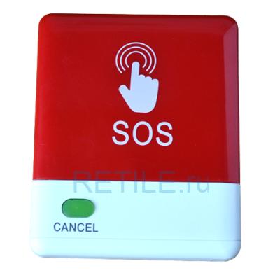 Кнопка вызова SOS