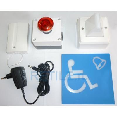 Проводная система вызова персонала для инвалидов HOSTCALL PI-03