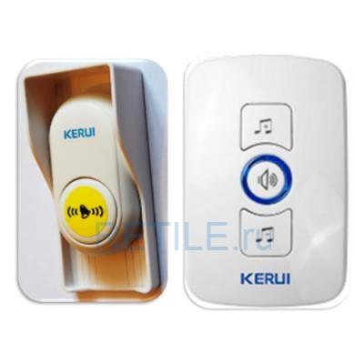 Система вызова персонала без батареек ИМПУЛЬС-КК1 с закрытым козырьком