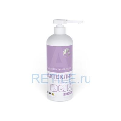 Дезинфицирующее средство жидкое мыло БАКТЕКЛИН 0,5л