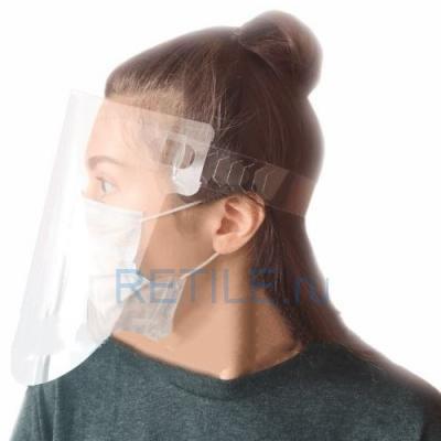 Экран - маска индивидуальная (Россия)