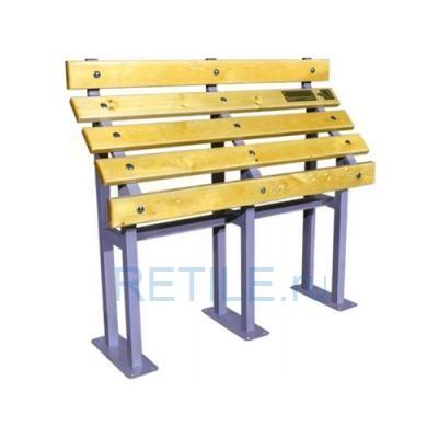 Скамья для инвалидов высокая ЭКОНОМ-2
