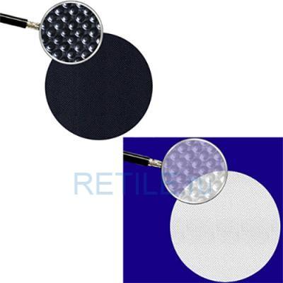Противоскользящий напольный круг со сферическими лунками