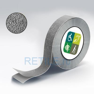 Противоскользящая серая лента 25 мм